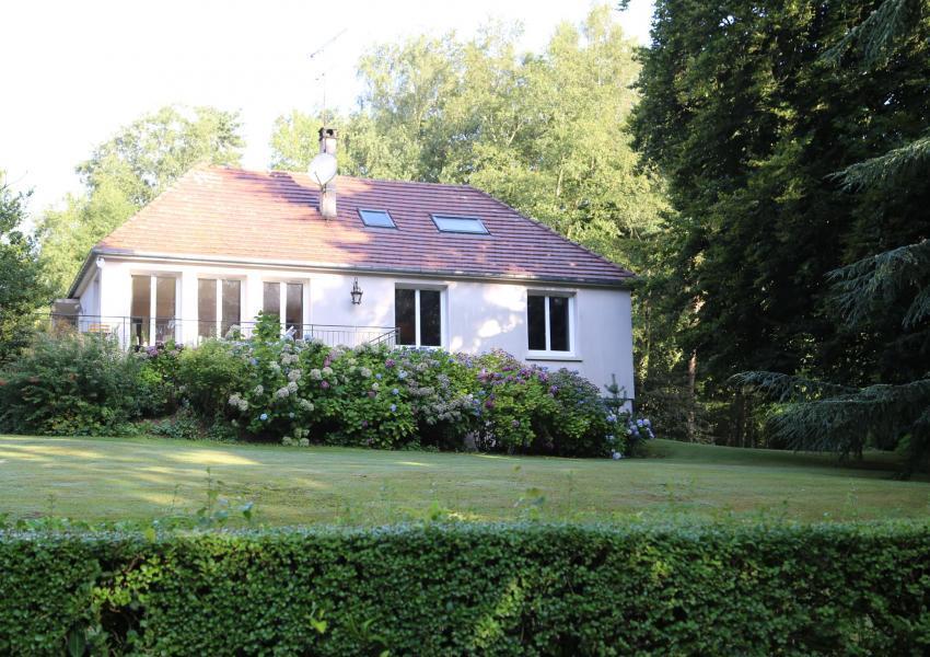 Propriété rurale en Normandie