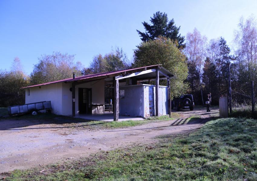 Enclos de Chasse en Creuse