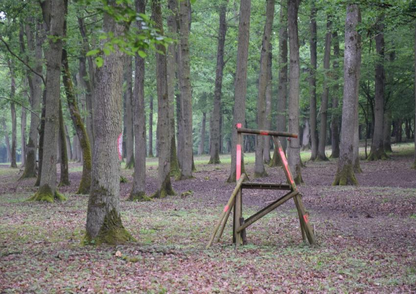 Parc de chasse en Moselle
