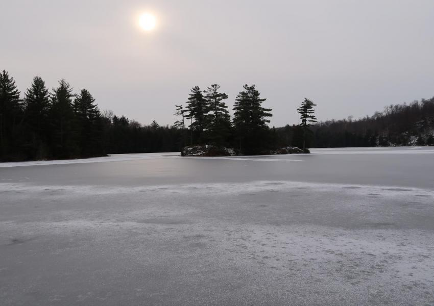 Grand Domaine boisé de chasse et pêche d'un seul tenant en Outaouais à 2 h des villes de New York et Boston