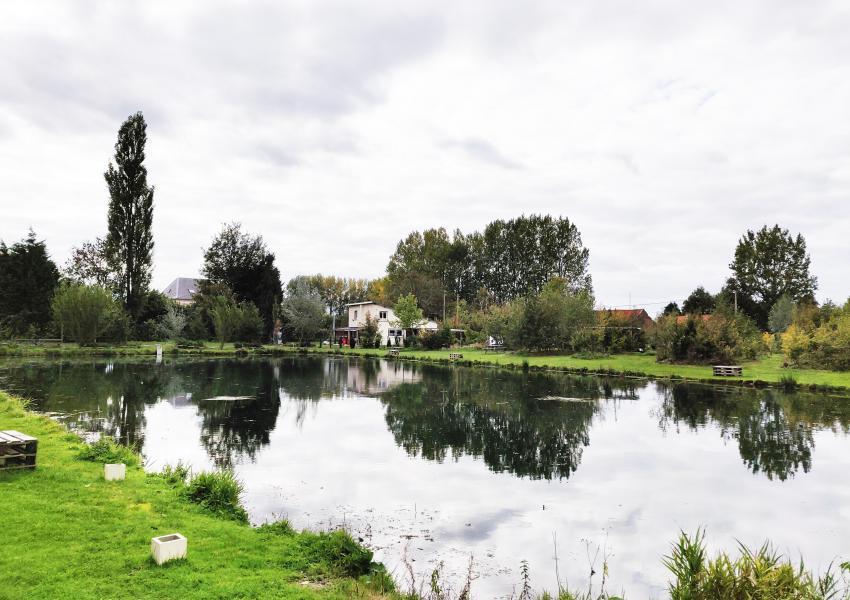 Propriété avec carpodrome dans les Hauts de France