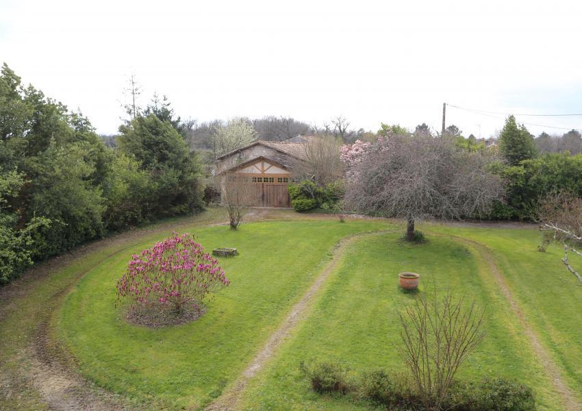 Maison de maître en Charente