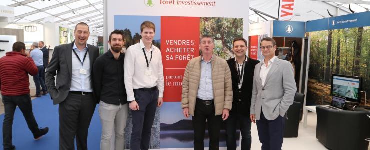 Salon Chasse et Faune Sauvage : Le marché des forêts en Ile de France 2018