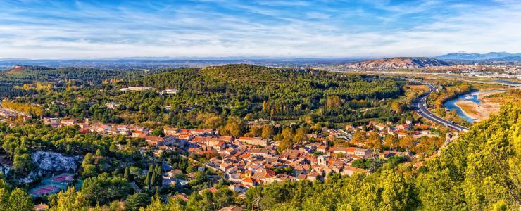 Provence-Alpes-Côte d'Azur - Des forêts de chasse et de production