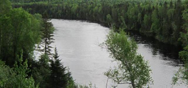 """Propriété forestière, """"Forêt du Mont Saint Michel"""", (lot 15), dans l'Ouest Québecois"""