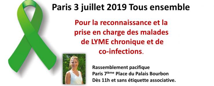 #Ensemble contre Lyme