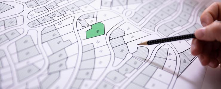 Recherche, prospection et acquisition foncière