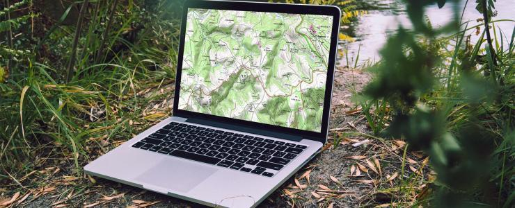 Mapping as a forestry management tool