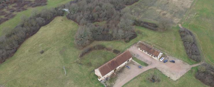 Enclos de Chasse dans le département de l'Allier